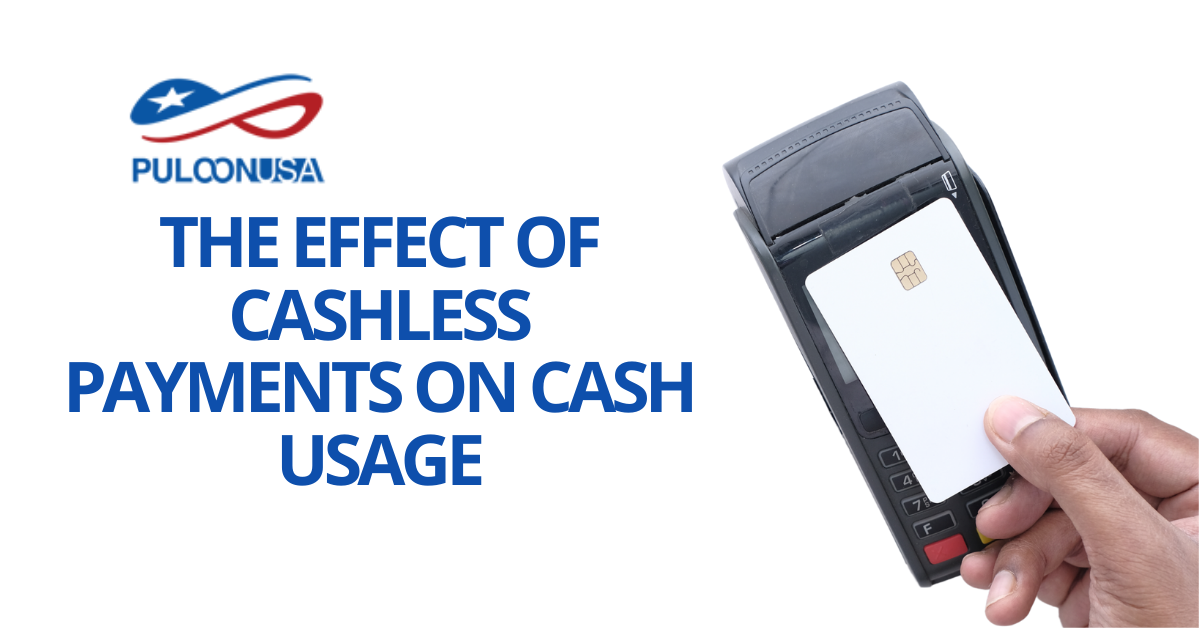 The Effect of Cashless Payments on Cash Usage