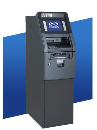 SiriUs ATM Photo, by the best global ATM Machine Manufacturer, Puloon ATMs