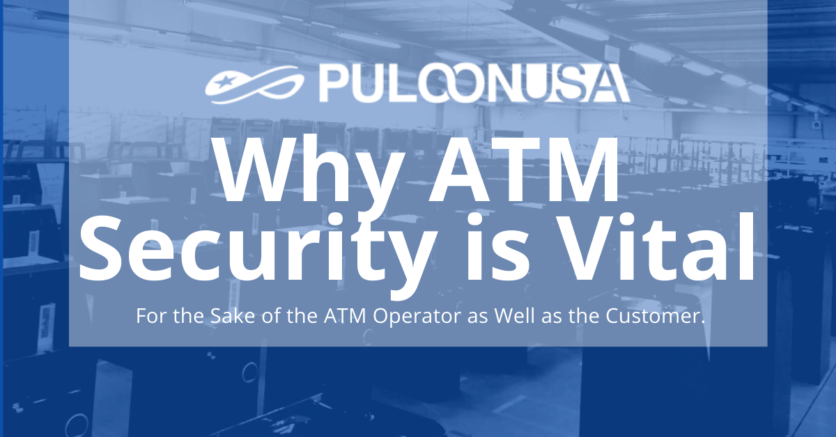 Why ATM Security is Vital